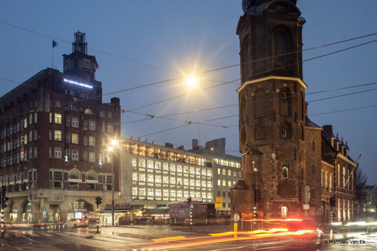Amsterdam - Muntplein